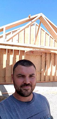 Roofing Contractor Matt Kneeland