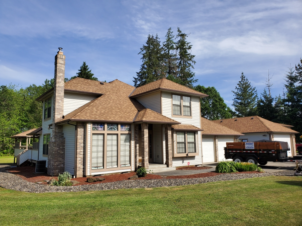 Roofing by Kneeland Brothers in Portland, Oregon